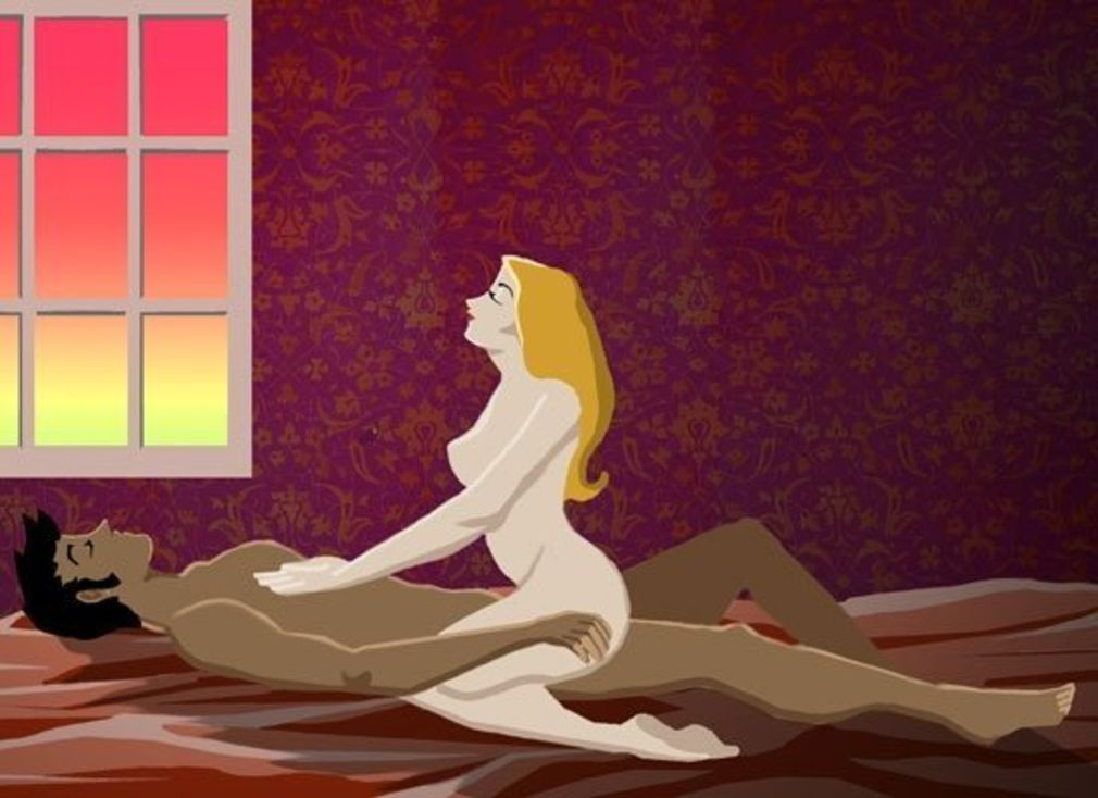 image sexe position andromaque